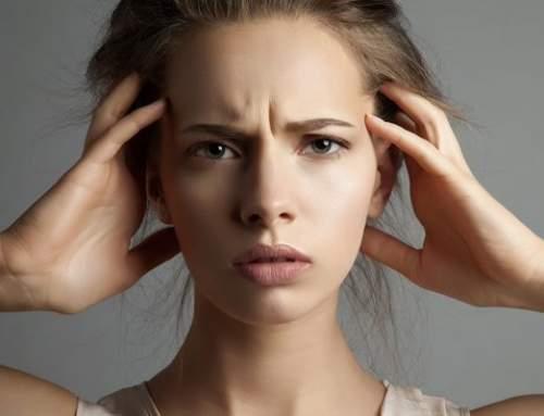 تاثیر استرس بر پوست