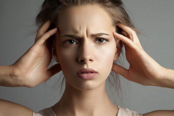 استرس و تاثیر به مو