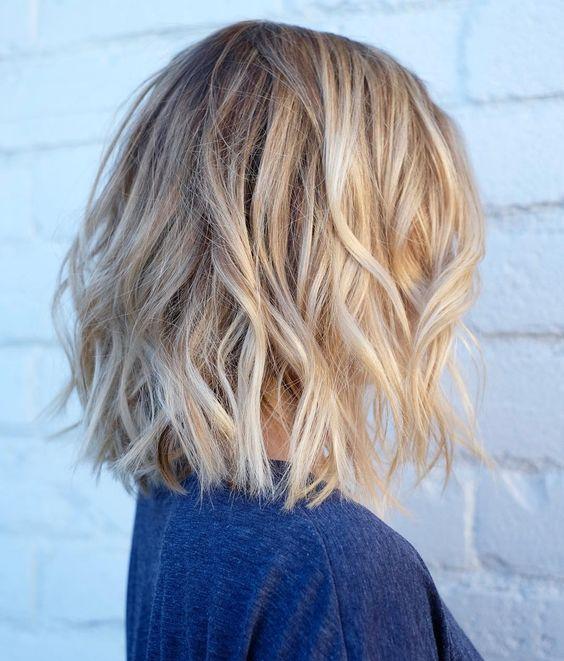 ده مدل برتر استایل مو متوسط سال 2020