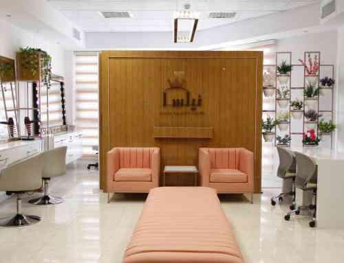 بهترین سالن زیبایی بلوار فردوس